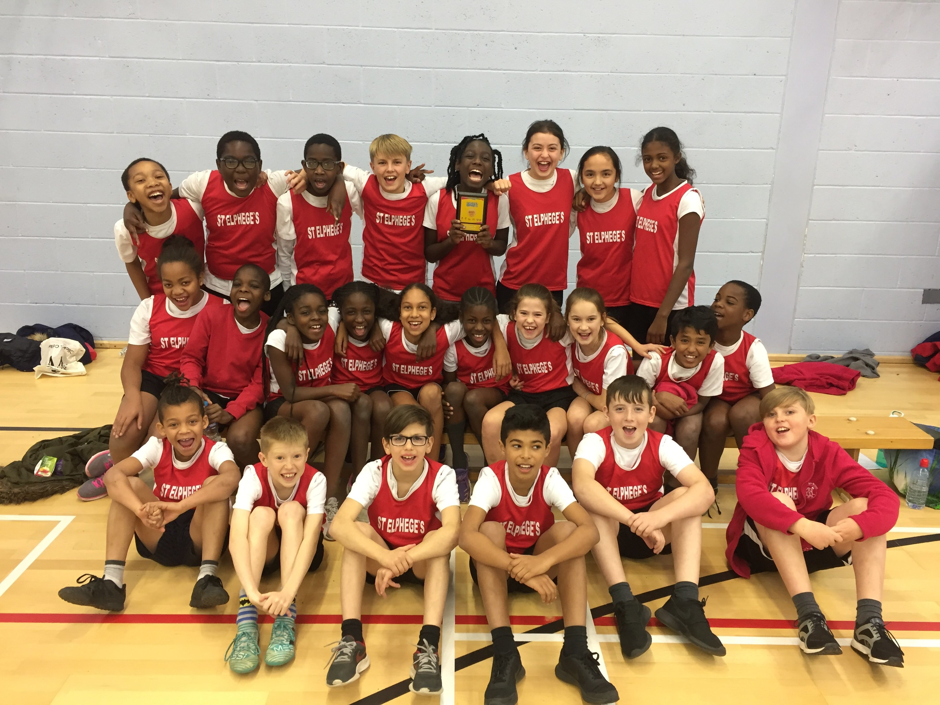 Indoor Athletics Competition